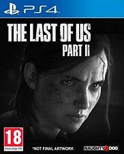 THE LAST OF US PART 2 PS4 NUEVO CASTELLANO FISICO PRECINTADO PARTE 2