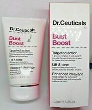 100% Genuine DR. CEUTICALS BUST BOOST LIFT & TONE 125ML (Enhanced Cleavage)