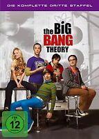 The Big Bang Theory - Die komplette dritte Staffel [3 DVD...   DVD   Zustand gut