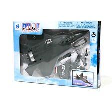 Lockheed YF-22 Raptor Fighter Jet USAF New-Ray 1:72 Sky Pilot Aircraft Model Kit