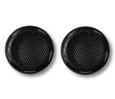 "2"" Speaker GRILL ONLY PAIR for VX-D50 and VX-120 Vidsonix Speakers NEW ""Sun"" SS"