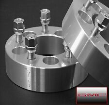 2 Pc GMC JIMMY 5X4.75 WHEEL ADAPTER SPACERS 2.50 Inch # 5475G1215