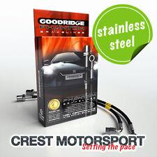 BMW Mini Mk2 (R56/R57) Cooper S 2007- Goodridge Brake Hoses (Stainless Fittings)