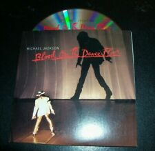 Michael Jackson Blood On The Dancefloor Australia Card Sleeve CD Single