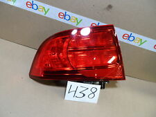 04 05 06 Acura TL DRIVER Side Tail Light Used Rear Lamp #438-T