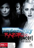 Underbelly - Razor (DVD, 4-Disc Set) NEW