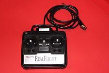 GREAT PLANES REAL FLIGHT R/C SIMULATOR CONTROLLER CONTROL