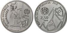 2,5 EURO PORTUGAL 2012 UNC - CENTRE HISTORIQUE DE GUIMARAES