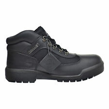 Timberland Field Boots Men's (Size 8) Waterproof Black A17KY