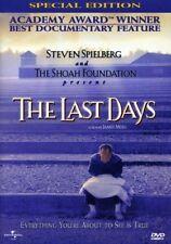 The Last Days [New DVD]