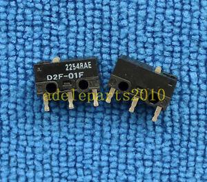 1pcs D2F-01F D2F01F ORIGINAL OMRON Micro Switch NEW