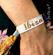 Ibiza Hen Do Party Wristbands ~ Ibiza Bracelets Hen Party Favours