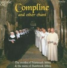 Monks of Prinknash Abbey Compline and Other Chant 17 Track CD From 1997