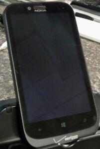 Nokia Lumia 822 RM-845 Verizon Wireless Black (For Parts Only)