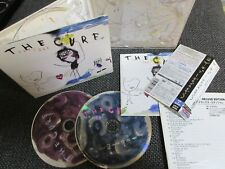 THE CURE / the cure delux edit /JAPAN LTD CD&DVD OBI