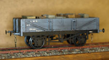 MM1 NSR 17 foot 11 inches 3 plank O Gauge Wagon Kit
