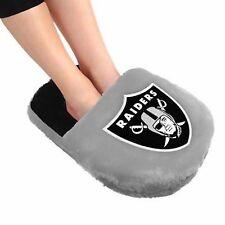 NFL Oakland Raiders FeeToes Giant Slipper