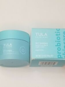 TULA Skin Care 24-7 Moisture Hydrating day&night cream Supersize 3.4oz NIB