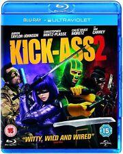 KICK-ASS 2 BLU-RAY { NEW & SEALED }