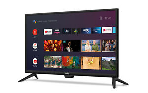 "CELLO 24"" INCH 12v TV SMART TRAVELLER TV ANDROID WITH GOOGLE 12 VOLT CARAVAN TV"