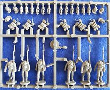 Perry miniatures Napoleonic Austrian infantry  sprue