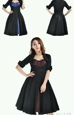rockabilly swing dress vintage party 50s women cocktail pin up 60s ladies new