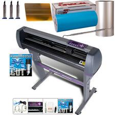 """28"""" USCutter MH Vinyl Cutter Sign Paint Mask Stencil KIT w/Oracal ORAMASK 813"""