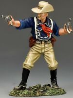 KING & COUNTRY THE REAL WEST TRW020 LT. COL. GEORGE ARMSTRONG CUSTER MIB