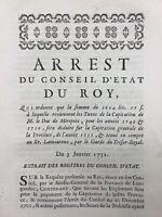 Mirepoix en 1752 Ariège Occitanie Guignard de Saint Priest Lamouroux