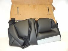 New OEM 2007-2009 Mercury Rear Seat Back Cover Left Hand Side Charcoal Black