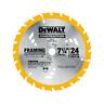 DeWalt DW3178  7-1/4-Inch 24-Tooth Thin Kerf Framing Blade