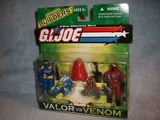 Alley Viper II Cobra Viper Troop Builders VALOR vs VENOM Comic 7 GI Joe 2003 New