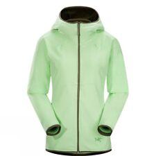 Arcterix Hooded Women Jacket - Termal Polartec -Colour Paradise/ yellow/mint/ -M