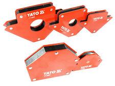 Universal Magnet Werkstückhalter 5-tlg Winkelhalter Magnet Profil Schweiß Halter