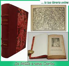 Dante Alighieri la Divina Commedia Sandro Botticelli LA DIVINE COMEDIE 1923