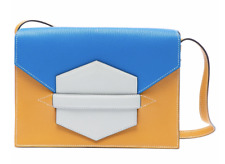 Hermes FACO II Clutch Tri-Color bag