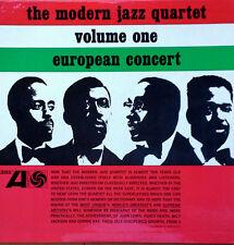 MODERN JAZZ QUARTET - VOLUME ONE / EUROPEAN CONCERT - ATLANTIC - WHITE LBL PROMO