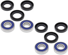 NEW ALL BALLS FRONT WHEEL BEARINGS SEALS FOR 1985-1988 KAWASAKI KLF185 BAYOU 185