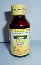 ANU Thailam 50 ml Ayurvedic Nasya Oil Sinus Relief Herbal