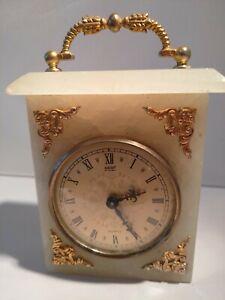 Xavier Of London Clock In Onyx
