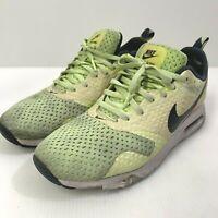 Nike Grade School GS Air Max Tavas FB Running Shoes Volt 845112-700 Junior 7Y