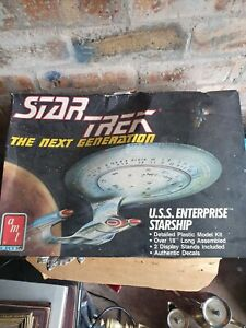 Uss Enterprise  Scale Model