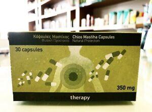 Mastiha Therapy Chios Mastiha 350mg 30 Caps exp 2022