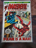 Daredevil #90 VF Black Widow Gene Colan Art!