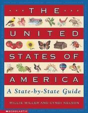 State-by-State Guide (United States Of America) by Miller, Millie, Nelson, Cynd