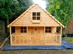 8x8ft Grace's playhouse
