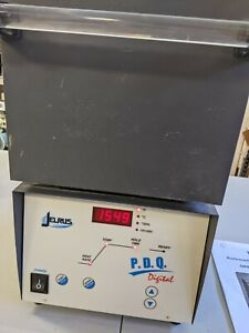 Jelrus PDQ Multistage Burnout Oven Used Dental Lab Equipment, Jewelry