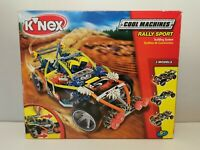 K'Nex Cool Machines Rally Sport Building System 3 Different Models By Hasbro