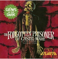 The Forgotten Prisoner of Castle-Mare Castel Plastic Monster Model Kit SEALED!