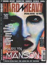 HARD N' HEAVY N°104 MARILYN MANSON / RAMMSTEIN / RHAPSODY / SAMAEL / AMON AMARTH